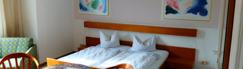 Hotel Zur Traube Heiligenstadt - Doppelzimmer