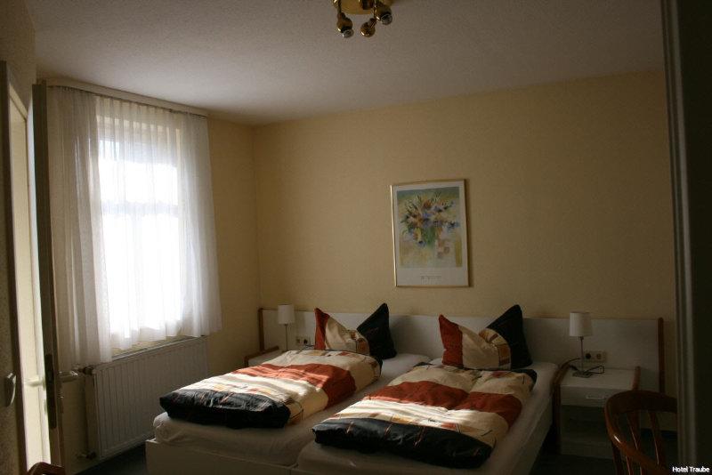 Hotel Zur Traube Heiligenstadt - Zimmer