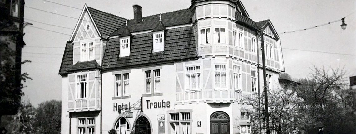 Hotel Zur Traube Heiligenstadt - Außenansicht